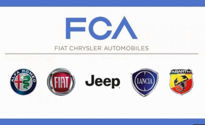 CASARTIGIANI - FCA Fiat Chrysler Automobiles   Casartigiani
