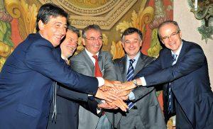 Il Presidente di Casartigiani, Giacomo Basso, è stato uno dei promotori della nascita di Rete Imprese Italia